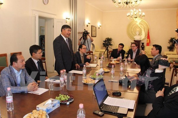 Large-scale seminars feature Vietnam-Germany economic prospects hinh anh 1