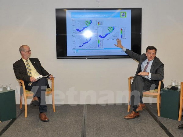 US experts propose measures to address drought in Mekong Delta hinh anh 1