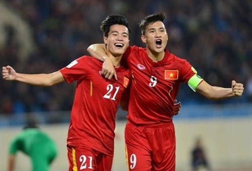 Vietnam jump 12 places in world rankings hinh anh 1
