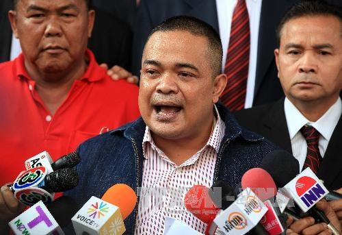 Thailand: Red Shirt leader given two more years in jail hinh anh 1