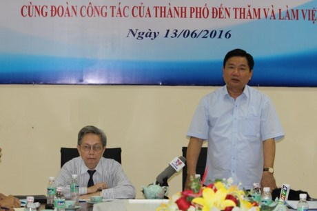 Few projects in HCM City receive criticism from scientists hinh anh 1