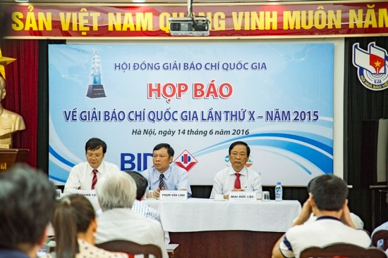 National Press Awards for 92 works hinh anh 1