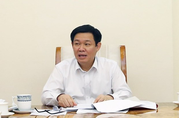 Vietnam hopes to expand economic ties with RoK: Deputy PM hinh anh 1