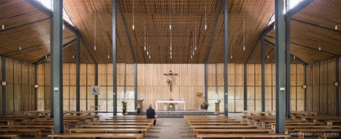 Ka Don church comes second at sacred architecture competition hinh anh 1