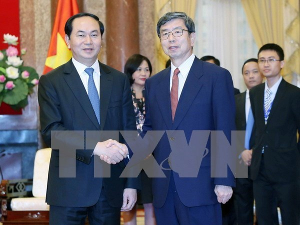 President asks for more ADB soft loans hinh anh 1