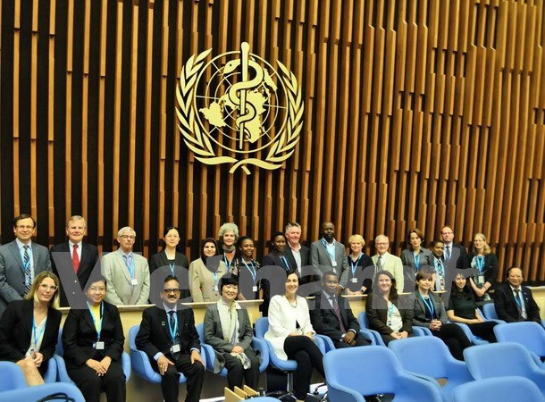 Vietnam makes first presence in WHO anti-TB advisory group hinh anh 1