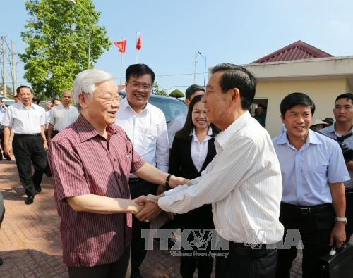 Ba Ria-Vung Tau must push ahead with sustainable development hinh anh 1