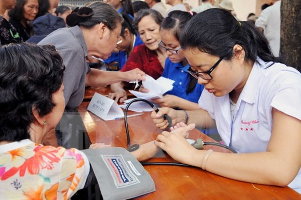 Vietnam joins in reducing climate change impacts on public health hinh anh 1