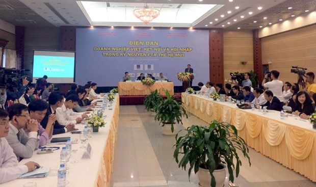 Vietnamese firms struggle for integration hinh anh 1