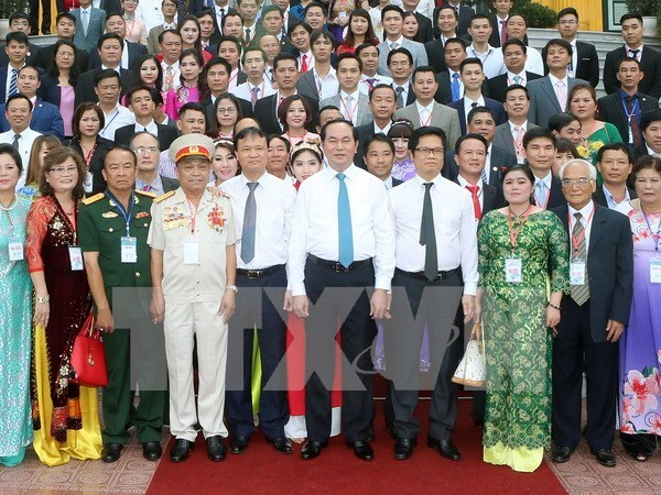 Integration opens up new economic development space: President hinh anh 1