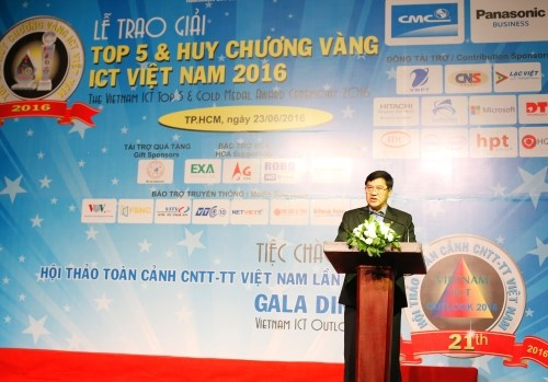 Top ICT firms awarded hinh anh 1