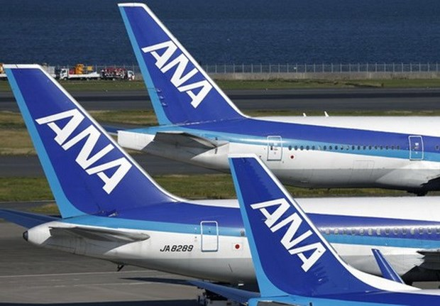 Japan's ANA group becomes strategic partner of Vietnam Airlines hinh anh 1