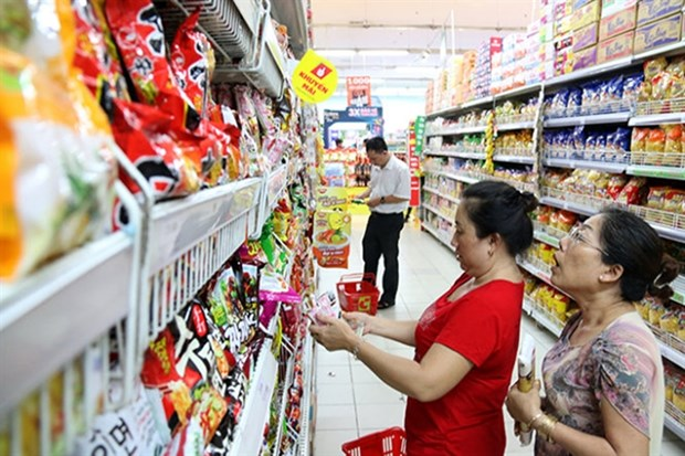 Instant noodle sales rise in Vietnam hinh anh 1