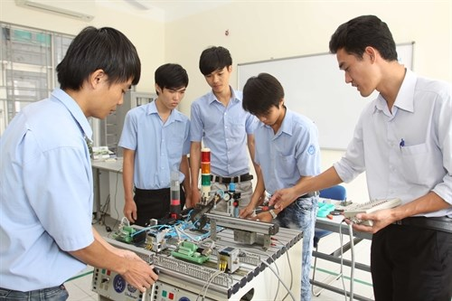 New curricula for vocational training schools hinh anh 1