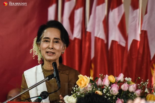 Myanmar sets time for armed ethnic groups' meeting hinh anh 1