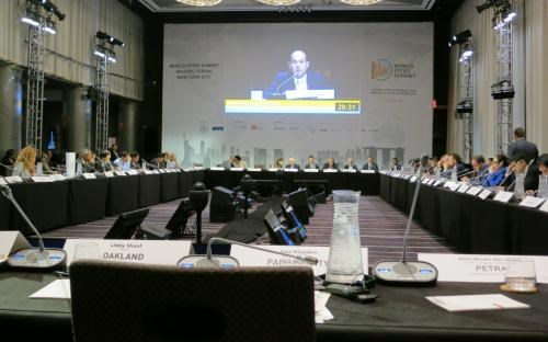 Global cities summit opens in Singapore hinh anh 1