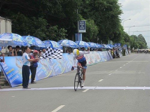 An wins stage, That keeps yellow jersey hinh anh 1