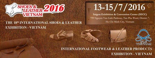 Shoes & leather exhibition attracts 500 businesses hinh anh 1