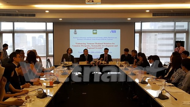 Conference intensifies Vietnam-Thailand relations hinh anh 1