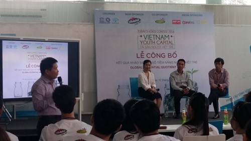 Young Vietnamese show leadership potential hinh anh 1