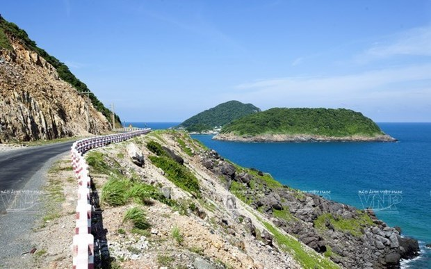 Con Dao ranked fourth in top 10 Asian destinations for 2016 hinh anh 1