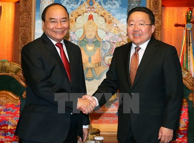 PM's tour of Mongolia charts new course for bilateral ties hinh anh 1