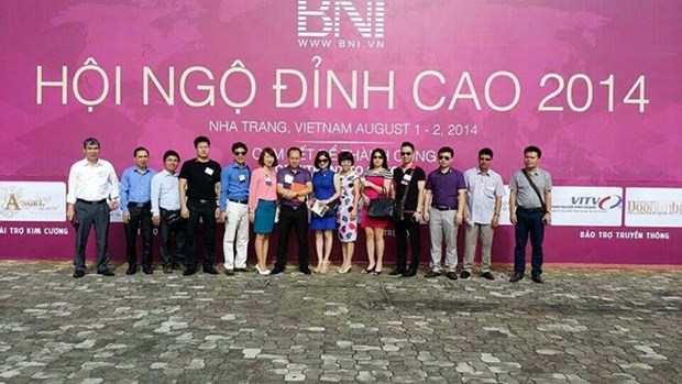 Over 1,000 entrepreneurs gather to sharpen leading skills hinh anh 1