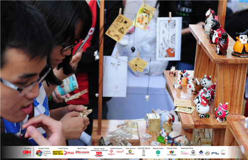 HCM City to host Creative Festival 2016 hinh anh 1