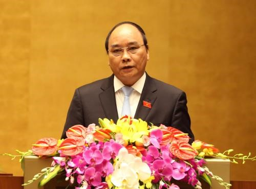 Nguyen Xuan Phuc proposed for Prime Minister post hinh anh 1