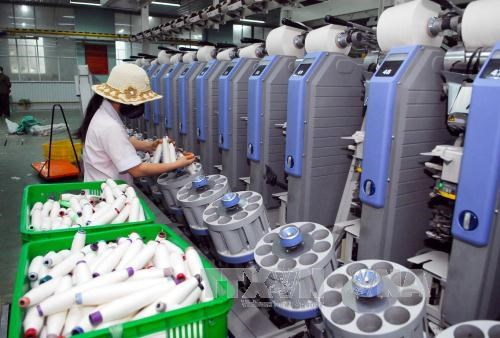 Industrial production index up 7.2 pct in July hinh anh 1
