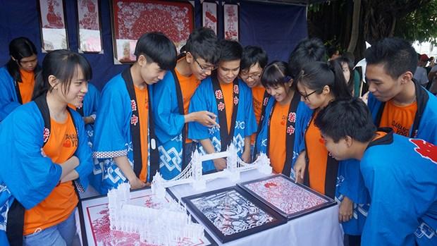 Vietnam, Japan cultures connected at Da Nang festival hinh anh 1