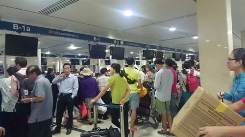 Aviation security tightened following cyber-attacks at airports hinh anh 1