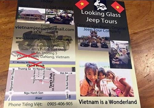 Da Nang: 'China Beach' posters seized hinh anh 1