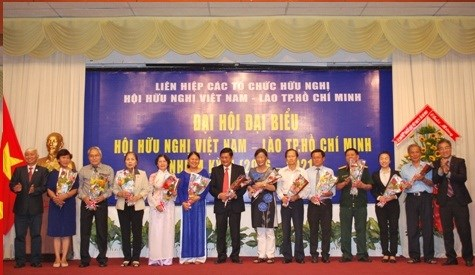 Association brings HCM City closer to Lao localities hinh anh 1