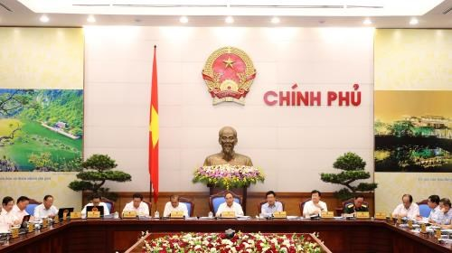 Government resolved for highest GDP growth hinh anh 1
