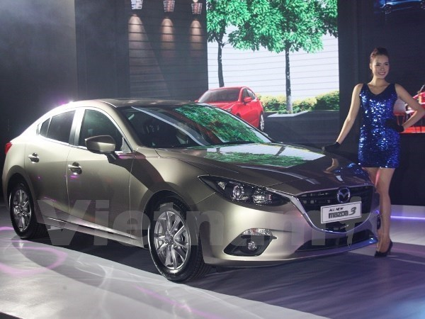 Vietnam records car sales recovery in July hinh anh 1