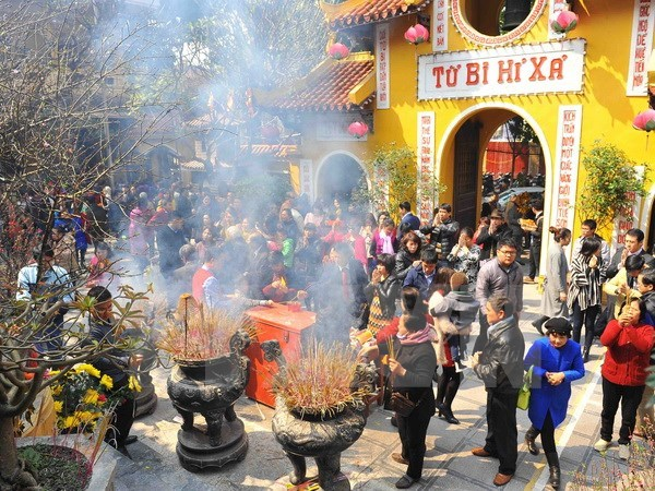 Vietnam's religious freedom in real life hinh anh 1
