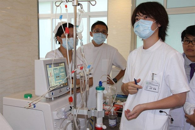 Hospital in HCM City launches hi-tech dialysis centre hinh anh 1