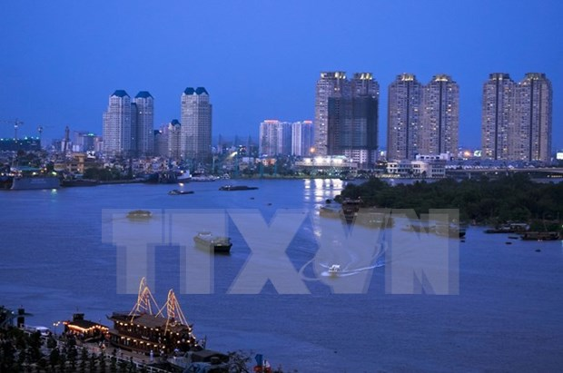 Ho Chi Minh City gears towards smart city hinh anh 1
