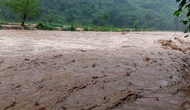 Human loss reported following downpours in the north hinh anh 1