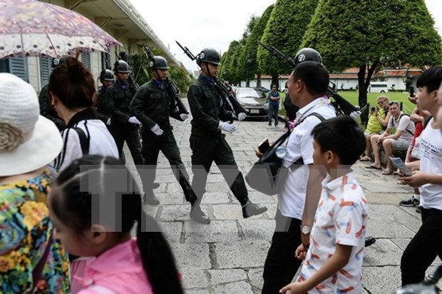Thailand's political leaders detained in bombing investigation hinh anh 1