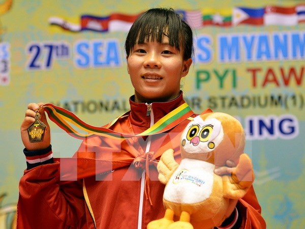 Rio Olympics: Hang out of wrestling event due to injury hinh anh 1