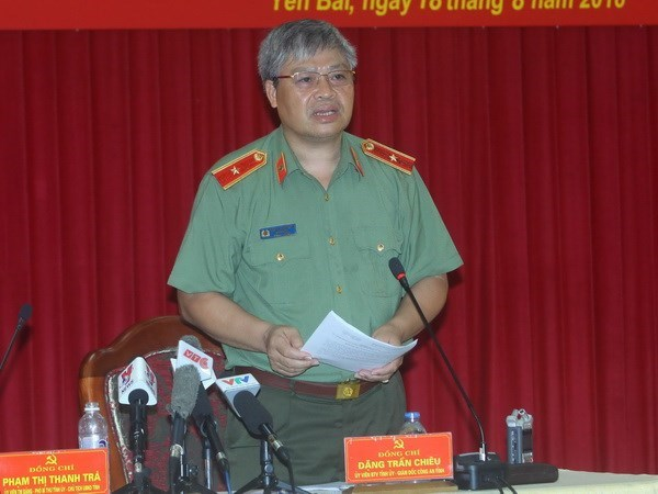 Legal proceeding launched against fatal shooting in Yen Bai hinh anh 1