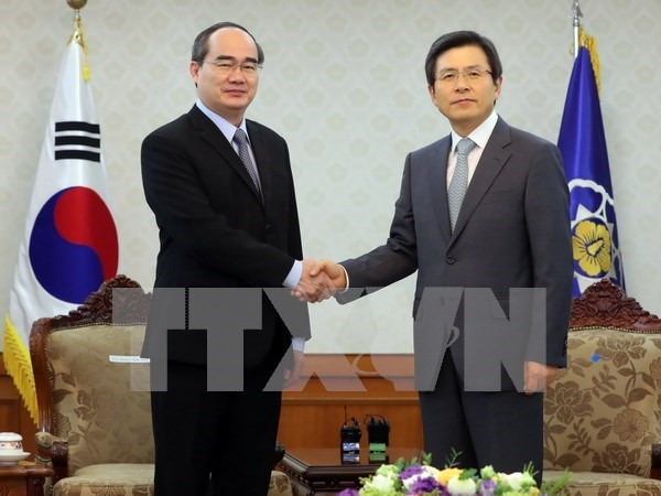 Vietnam asks for RoK's help in IT personnel training hinh anh 1