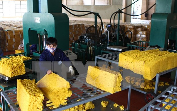 Plastics and rubber exhibition to open next month hinh anh 1
