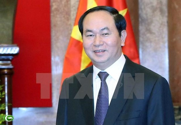 Vietnam seeks deepened ties with Brunei, Singapore hinh anh 1