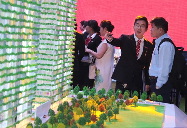 HCM City to host international property, architecture expo hinh anh 1