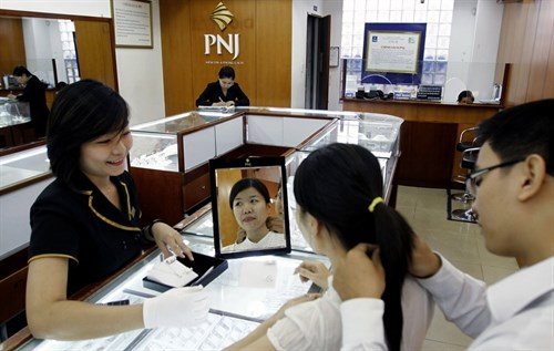 Vietnamese gem, gold firms look to India hinh anh 1