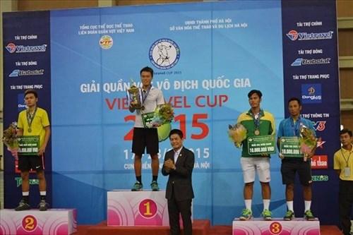 Da Nang to host national tennis championships hinh anh 1