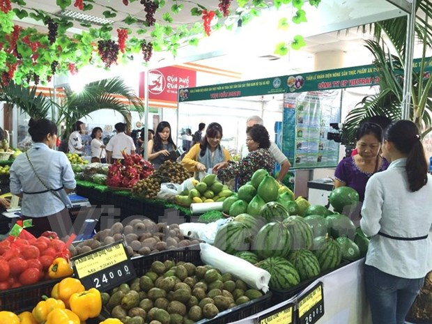 Fruit, vegetable imports from Australia rocket hinh anh 1